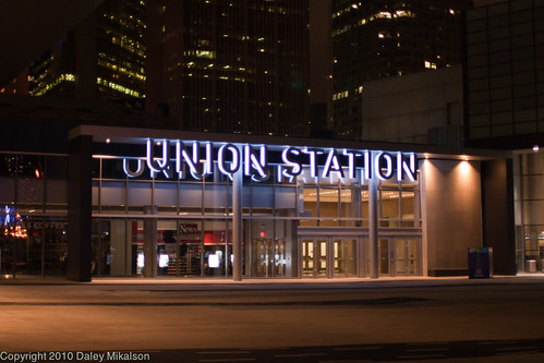 Union Station (encore)