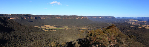 Megalong Valley Panorama