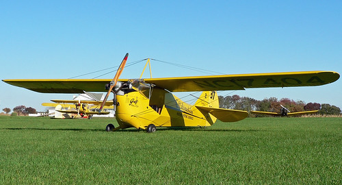 Aeronca C3 Master (NC17404)