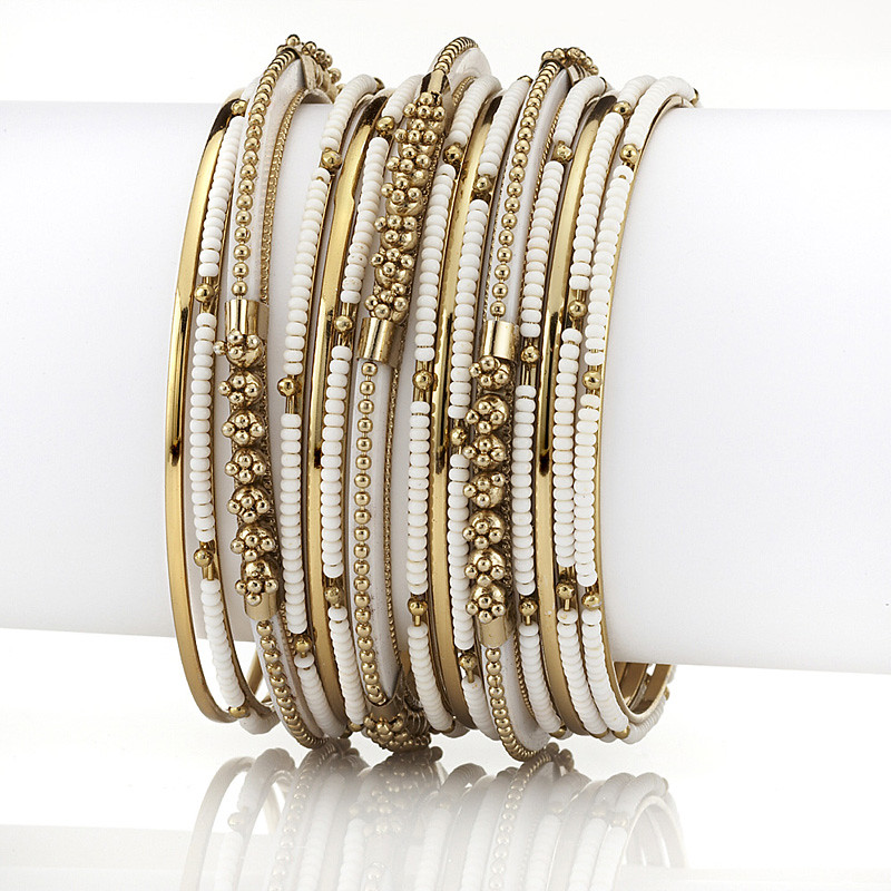 Set-of-White-And-Gold-Bangles-Opaleen