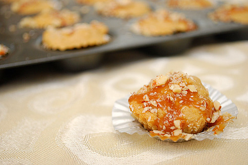 Salted Caramel Cookie Bites