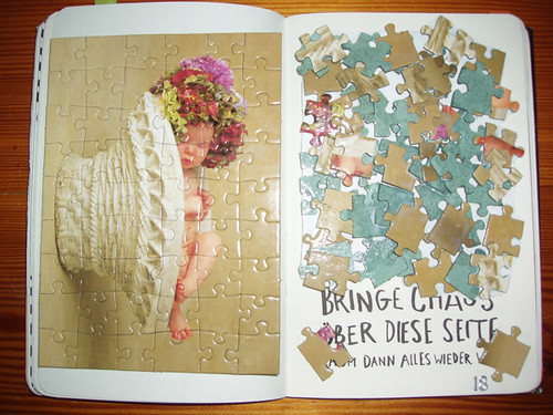 Wreck This Journal: Make A Mess, Clean It Up.