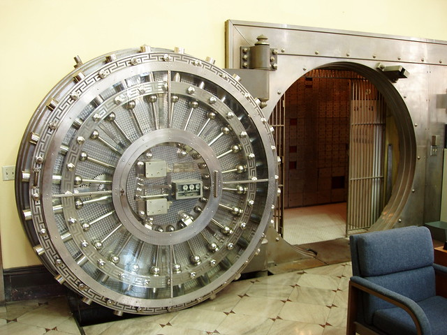 savannah bank vault