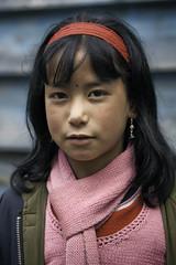 Arunachal Pradesh : Wanghoo, Bugun (Khowas)  #15 (foto_morgana) Tags: portrait people india girl asia child tribal ethnic minority minorities arunachalpradesh bugun norelease westkameng edirorial khowas singchungcircle wanghoo