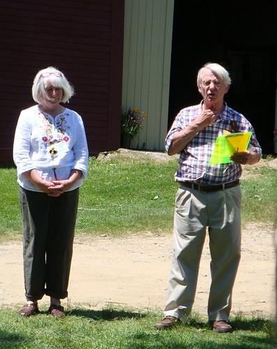 Nancy & Peter Cook