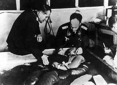 Experimentos Nazis en humanos