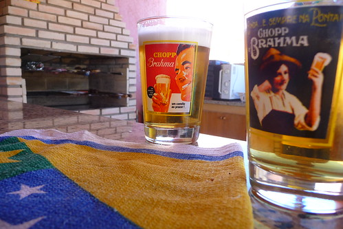 WorldCup - Barbecue and Beer
