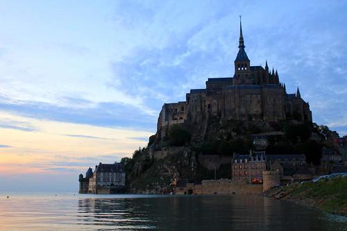 Mont Saint-Michel - França
