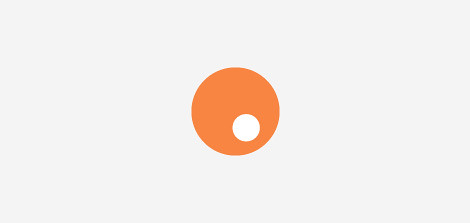 Orange Simple Logo