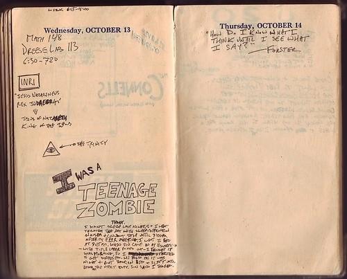 1954: October 13-14