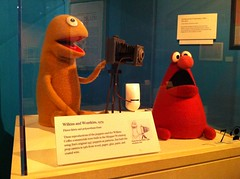 (theres no way home) Tags: chicago art design puppet muppets exhibit retrospective wilkins career museumofscienceandindustry jimhenson wontkins jimhensonsfantasticworld