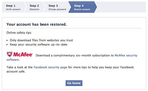 restore facebook account Archives - AndreaVascellari com