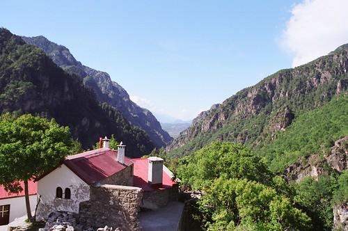 Stomiou monastery