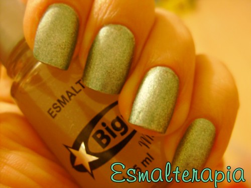 Metallic Green_l.a.Colors