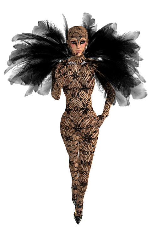 Miamai_Halloween_BlackBird Lust + &bean on Marketplace