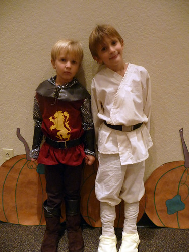 Edmund and Luke