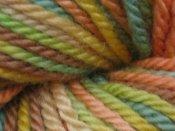 "4.4 oz BFL Wool Aran Yarn ""Mellow Autumn"""