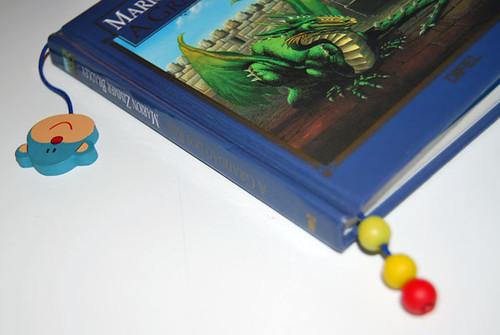 Marcador de Livro (exemplo)