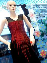 "Vestido tejido ""pintado"" (plyades-ropa tejida) Tags: argentina thread fashion dress moda seda ropa vestido algodon tejido tejida pleyades"