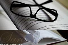 "Reading ""^ [Explored] (Sara Al-Ateeq) Tags: reading book sara abdullah haert"