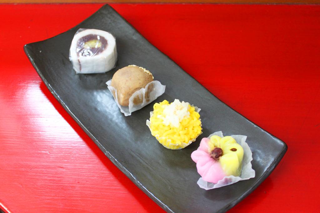 """Wagashi,Japanese Sweets """"Ichigetsu"""" Part2 (6)"""