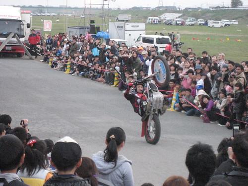 ホンダ バイクトライアル 2010 画像