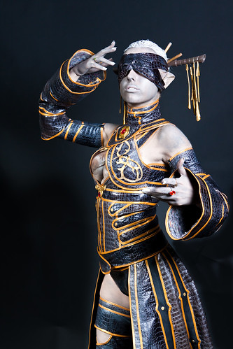 Shilen (Lineage 2) Cosplay