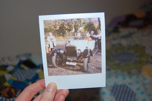 my last polaroid