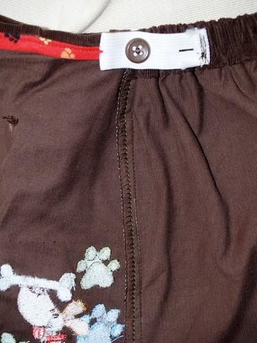 B4277 skirt inside