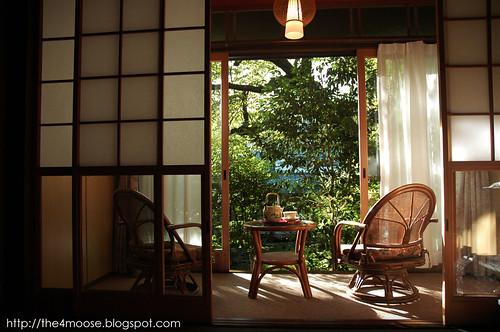 Ohara-no-Sato 大原の里 - Room Garden View