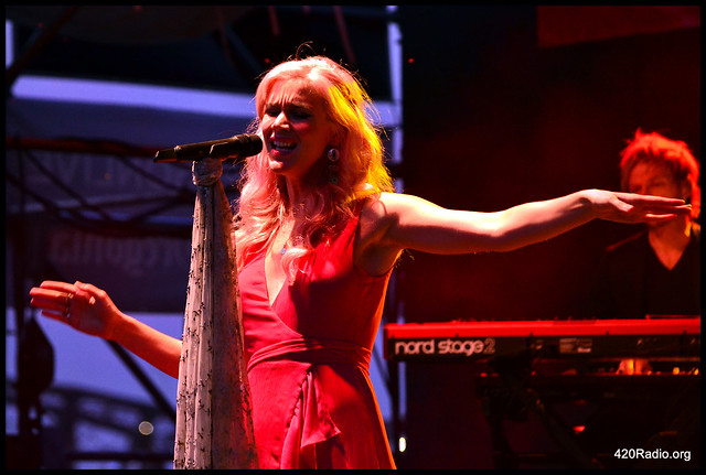 Joss Stone - Waterfront Bluesfest - Portland, OR -07/03/17