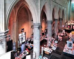 Maastricht - Niederlande (Ela2007) Tags: niederlande holland kirche bücher buchhandlung gotisch