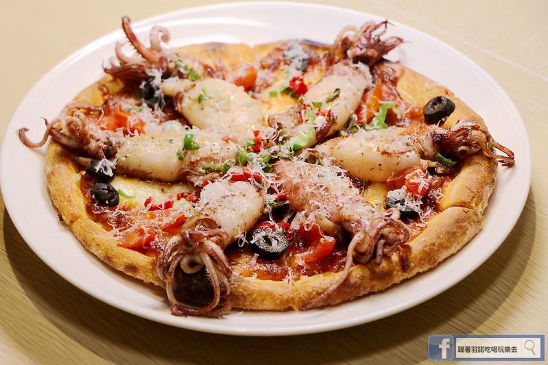 義大利米蘭手工窯烤披薩 台北中山店068
