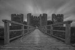 journey of no return (Wizard CG) Tags: caerphilly castle castles british south wales uk longexposure long exposure sky cloud clouds medieval ngc worldtrekker olympus epl7 outdoor architecture landscape