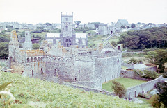 img930 (foundin_a_attic) Tags: stdavids pembrokeshire bishopspalace cathedral wales