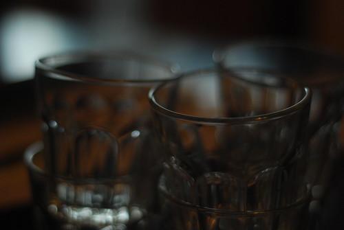 glass....