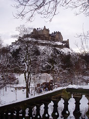 Edinburgh Castle in December 09 (ianharrywebb) Tags: xmas snow edinburgh edinburghcastle otw itschristmas iansdigitalphotos viagginelmondo yahoo:yourpictures=elements