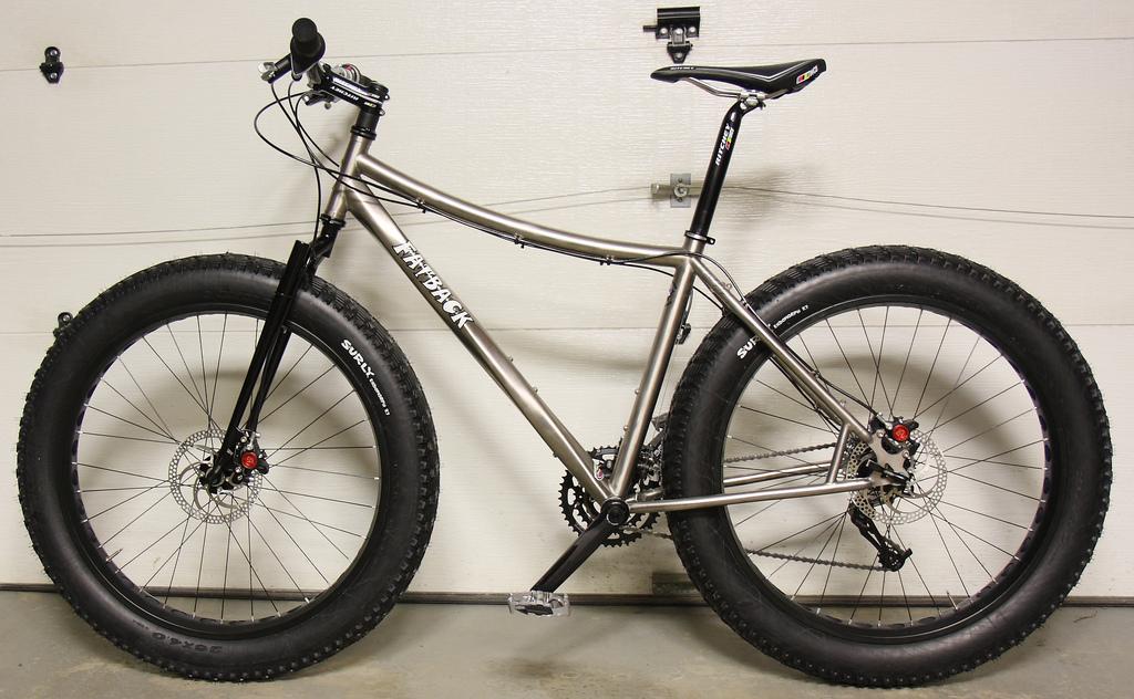 Any Fat Bike riders? - Endless Sphere