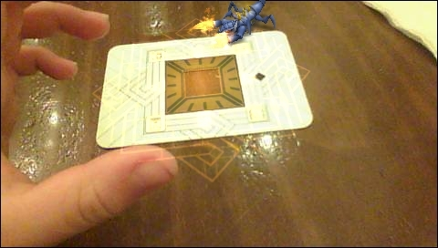 Invizimals irudia / imagen Invizimals PSP