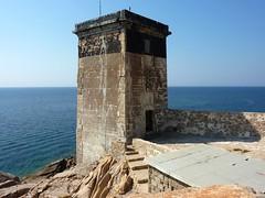 Le phare de Capu di Fenu