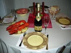 New Year Dinner 2009 #1