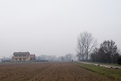 1-1-10 (Otrebor66) Tags: landscape italia nuvole nebbia lombardia vigevano lomellina the4elements