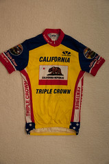 California Triple Crown Jersey(front)