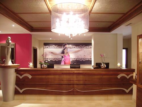 Hotel Alpen-Herz Rezeption