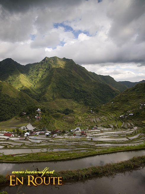 Batad On the Terraces View