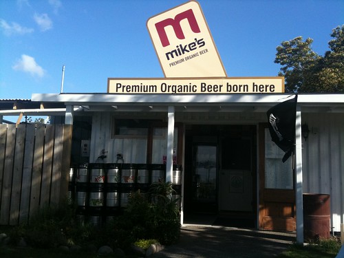 The Mikes tasting room and brewery