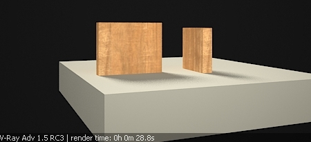 vray area shadow