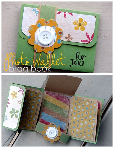 Photo Wallet Brag Book
