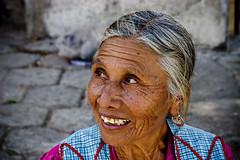 Mayan smile (janchan) Tags: old woman smile lady donna highlands maya guatemala sorriso ciudadvieja sonriisa