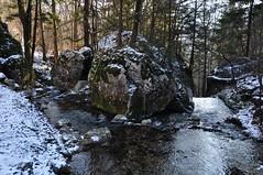 Algus (anuwintschalek) Tags: schnee mountain snow ice water berg austria waterfall wasser wasserfall lumi eis niedersterreich vesi j myraflle kosed 18200vr kosk mgi nikond90